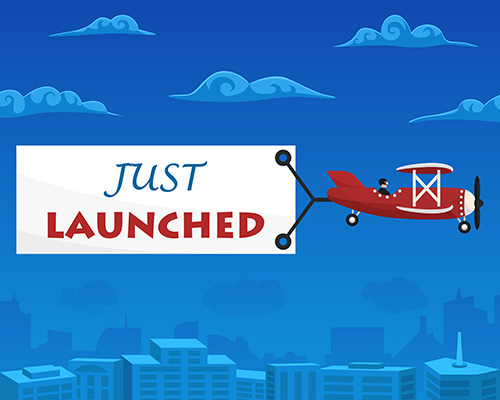 airplane launched website
